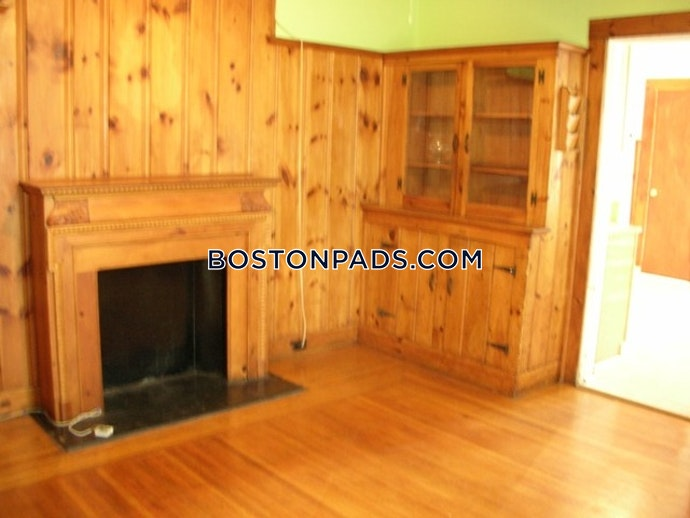 BOSTON - ALLSTON/BRIGHTON BORDER - 4 Beds, 2 Baths