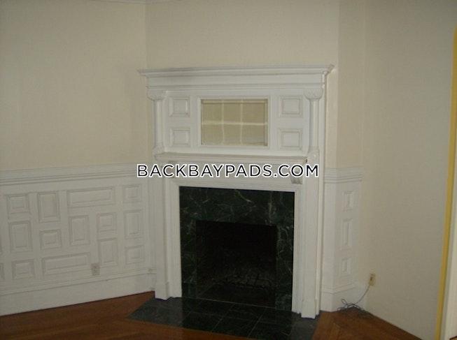 BOSTON - BACK BAY - $4,100 /mo