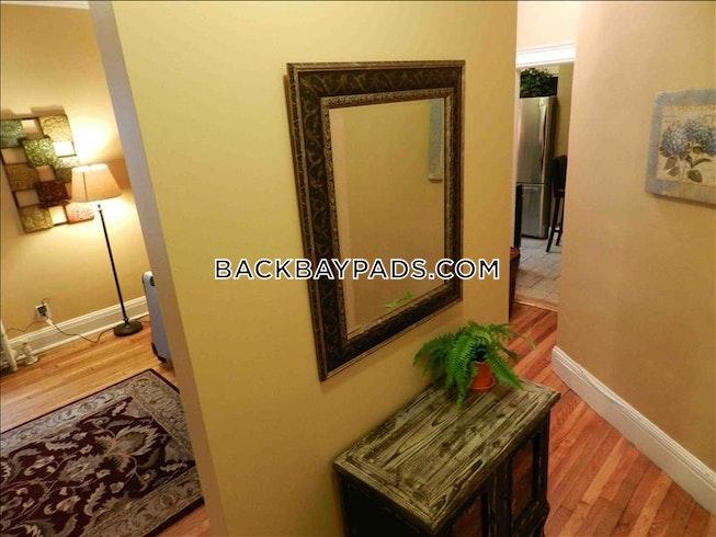 BOSTON - BACK BAY - $2,500 /mo