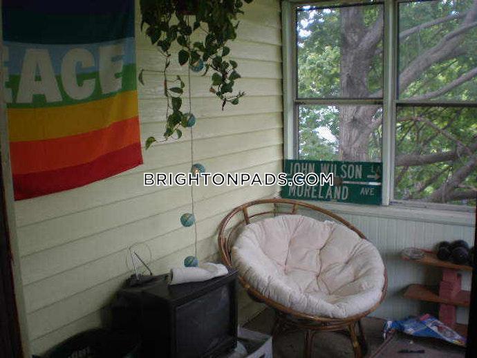 BOSTON - BRIGHTON- WASHINGTON ST./ ALLSTON ST. - 4 Beds, 1 Baths