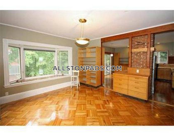 BOSTON - LOWER ALLSTON - 5 Beds, 2 Baths