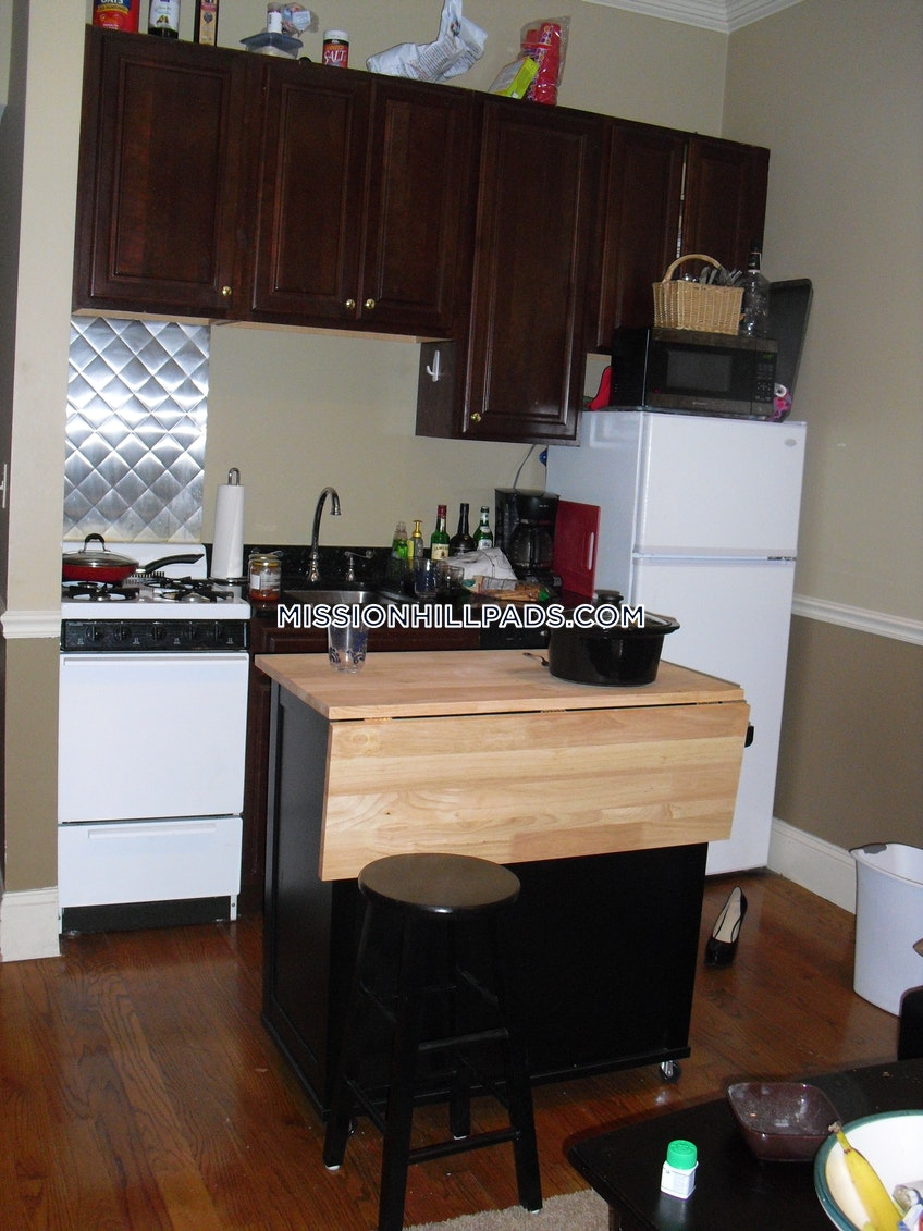BOSTON - MISSION HILL - $2,595 /month