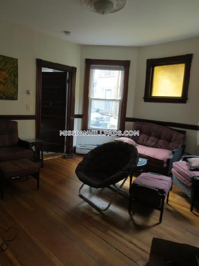 BOSTON - MISSION HILL - $4,800 /month