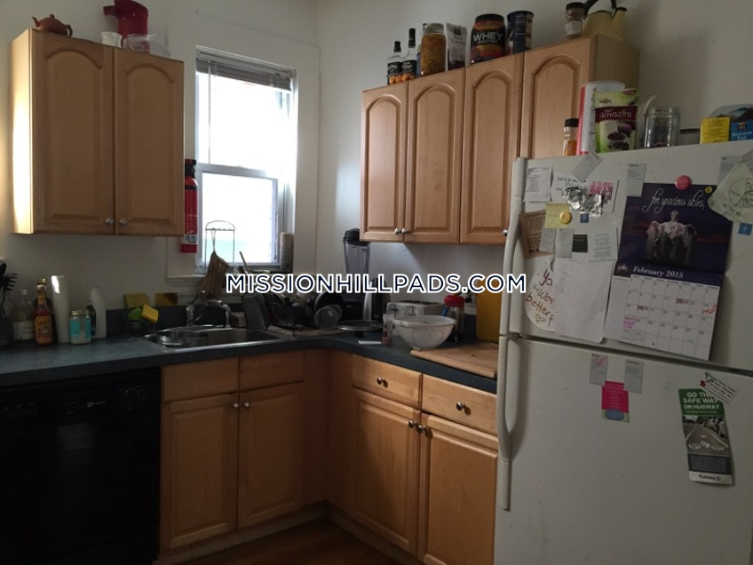 Roxbury Crossing - $5,500 /month