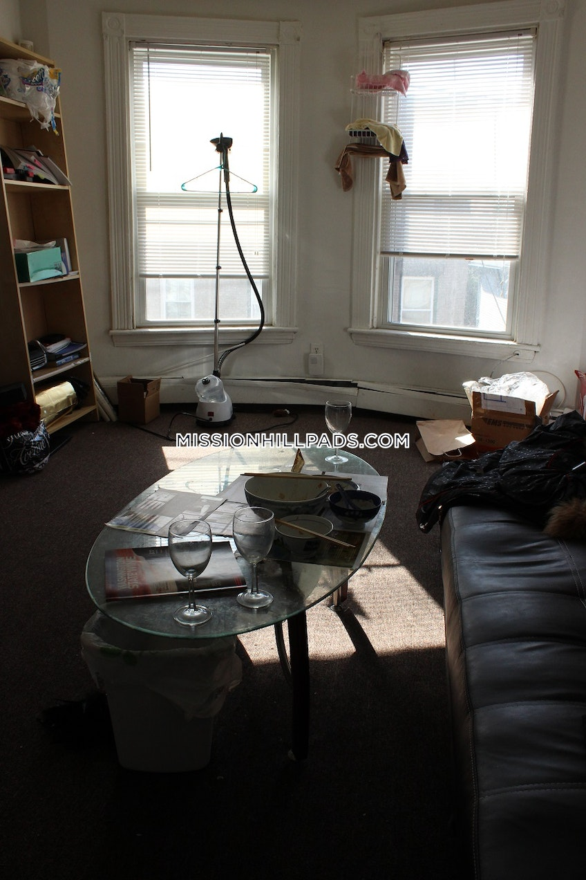 BOSTON - MISSION HILL - $2,550 /month