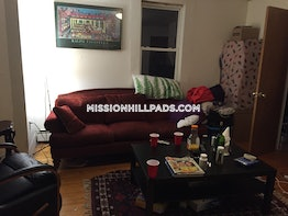 BOSTON - MISSION HILL, $3,300 / month