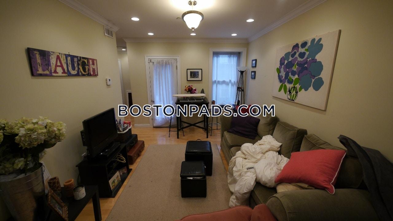 Sheafe St. BOSTON - NORTH END
