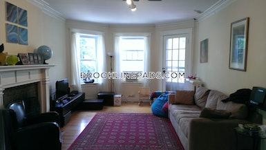 Coolidge St. BROOKLINE- BOSTON UNIVERSITY