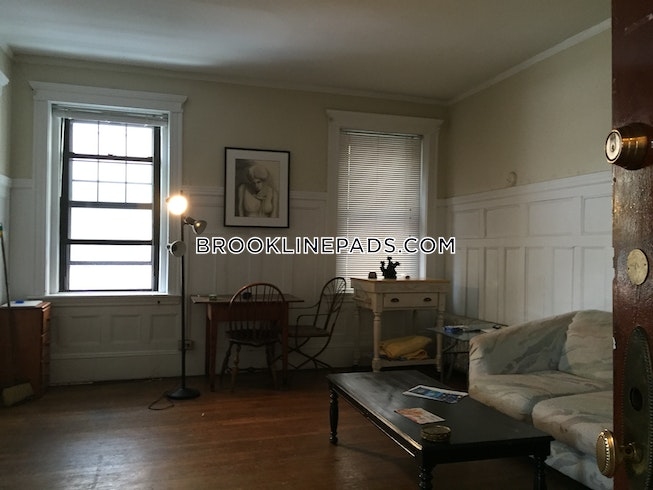 BROOKLINE- COOLIDGE CORNER - $5,100 /mo