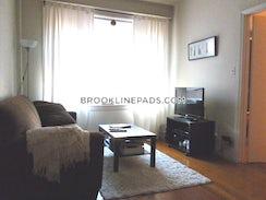 Brookline, $2,500/mo
