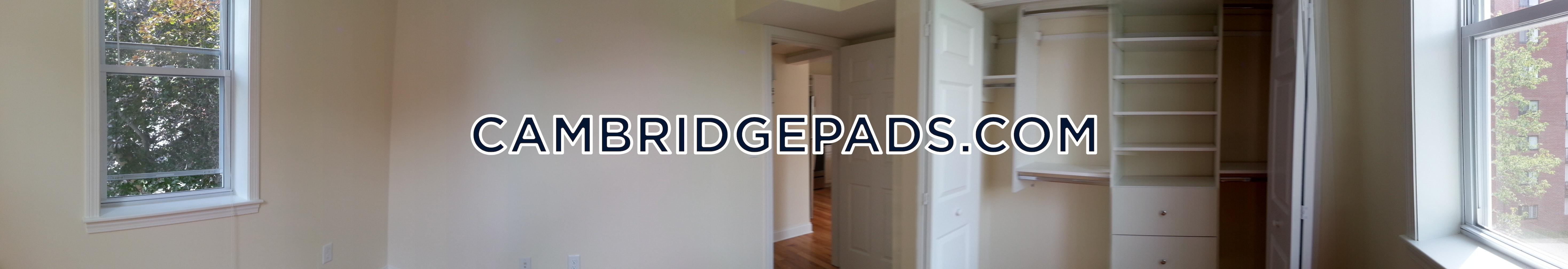 CAMBRIDGE - HARVARD SQUARE - $3,296