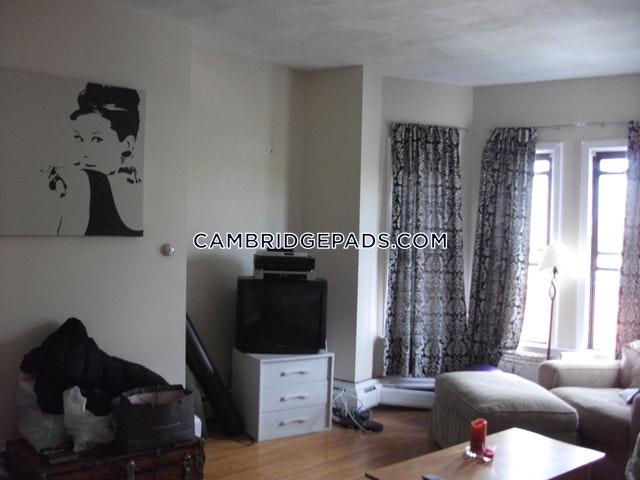 CAMBRIDGE - INMAN SQUARE - $3,175