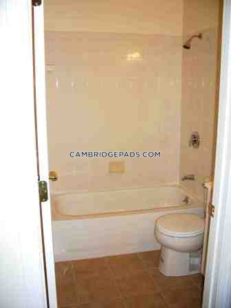 CAMBRIDGE - INMAN SQUARE - $2,300