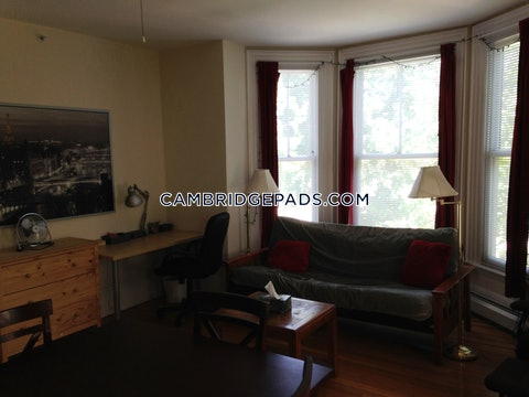 CAMBRIDGE - INMAN SQUARE - $2,350