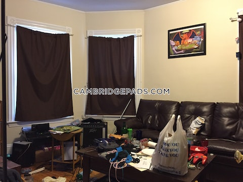 CAMBRIDGE - INMAN SQUARE - $2,600