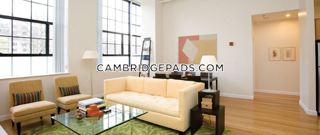 CAMBRIDGE - KENDALL SQUARE - $3,582
