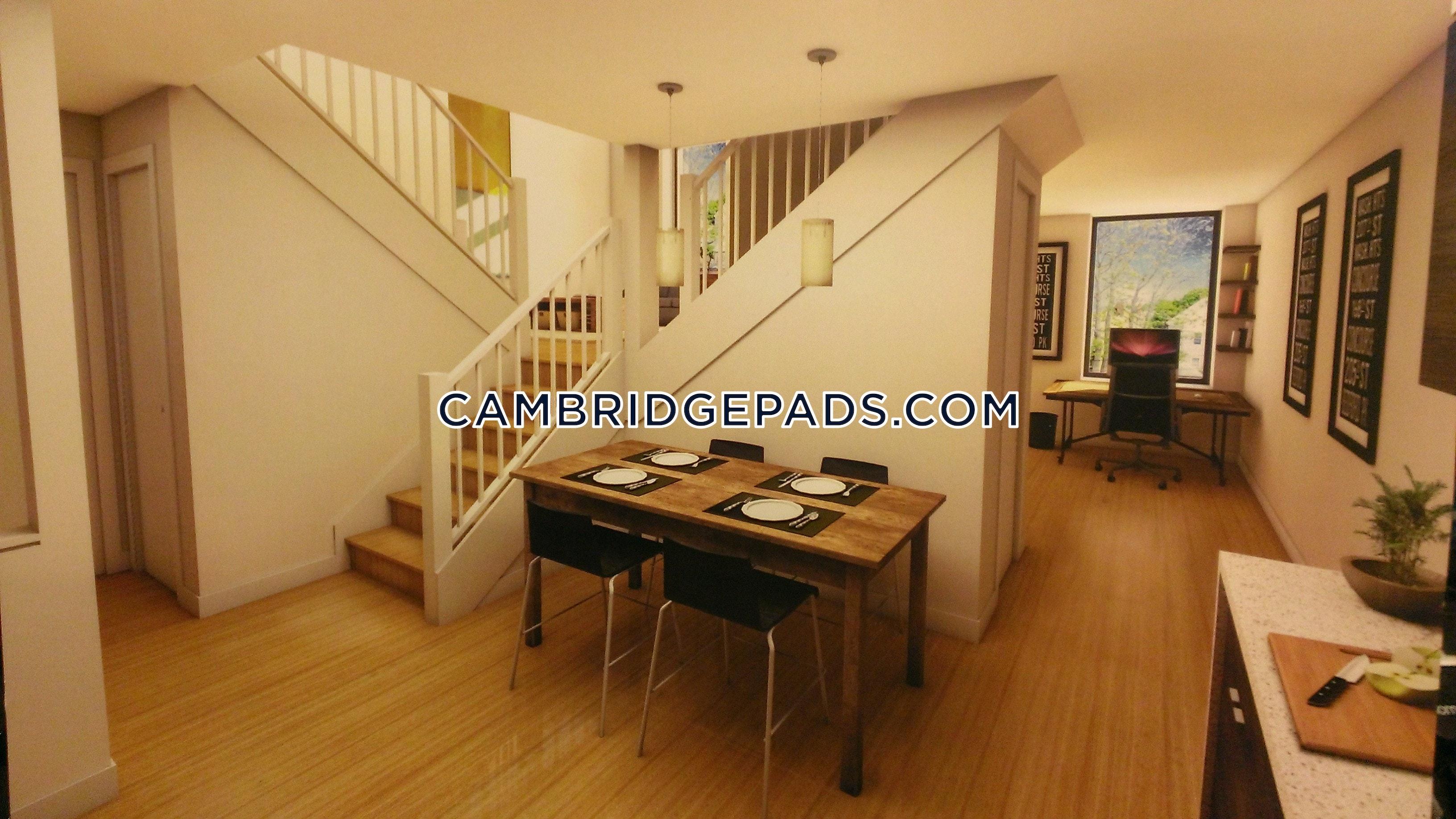 Rindge Ave. CAMBRIDGE - PORTER SQUARE