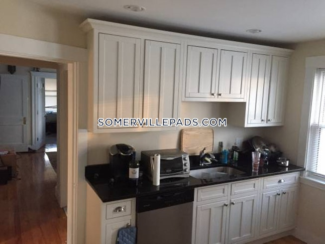 SOMERVILLE- WEST SOMERVILLE/ TEELE SQUARE - $3,200 /mo