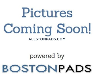 Commonwealth Ave., BOSTON - ALLSTON