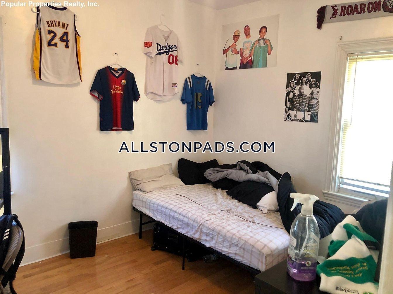 Allston Street Boston