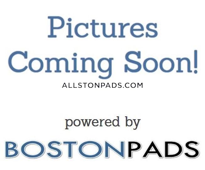 BOSTON - ALLSTON - $1,950 /mo