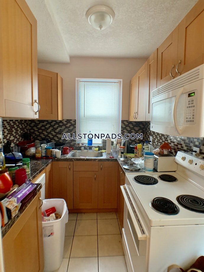BOSTON - ALLSTON - 4 Beds, 2 Baths