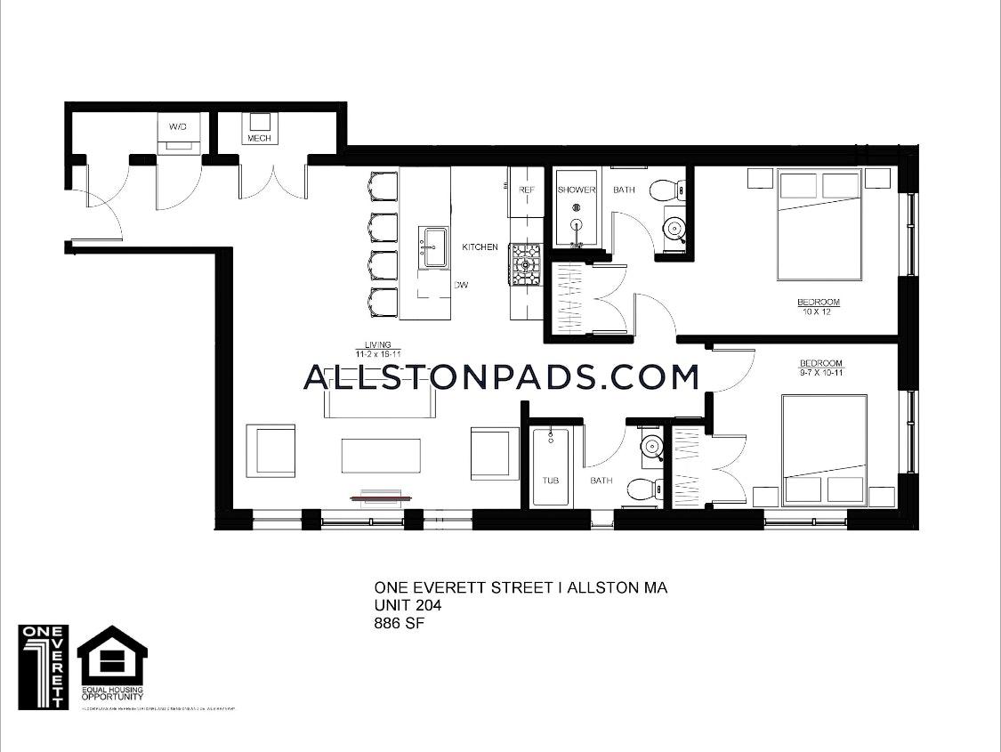 Everett St. BOSTON - ALLSTON