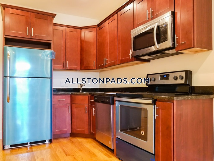 BOSTON - ALLSTON - 3 Beds, 2 Baths