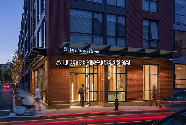 BOSTON - ALLSTON - $2,900 /mo