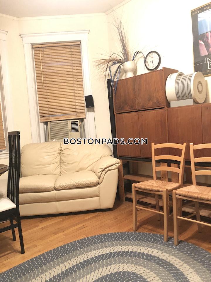 BOSTON - ALLSTON/BRIGHTON BORDER, Allston St.