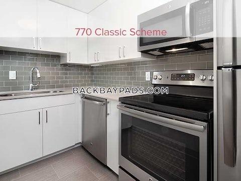 BOSTON - BACK BAY - $3,070