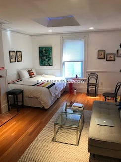BOSTON - BACK BAY, $2,650/mo