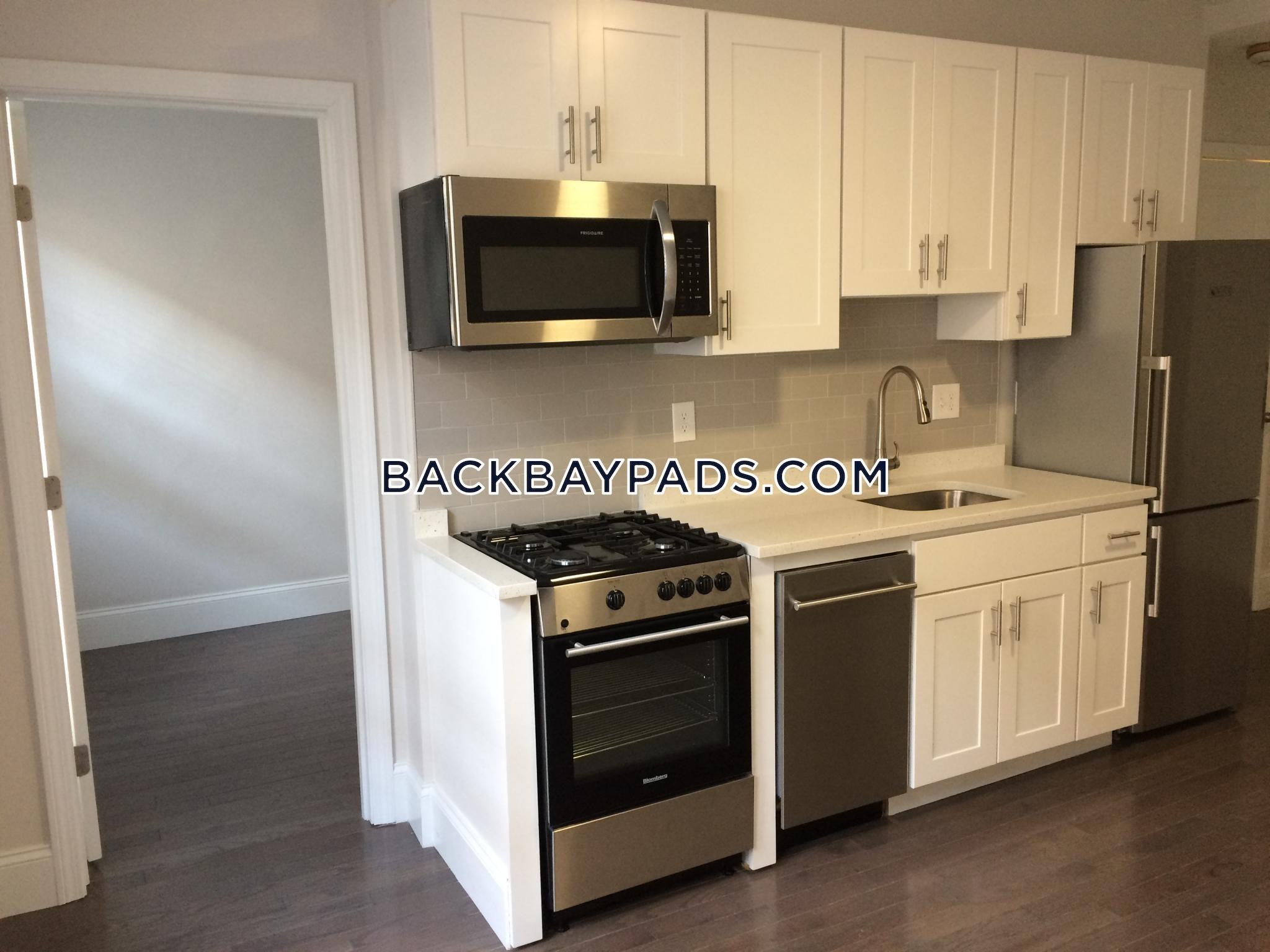 BOSTON - BACK BAY - $2,675