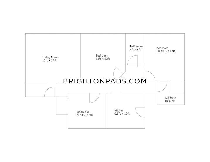 greycliff Rd. BOSTON - BRIGHTON - BOSTON COLLEGE