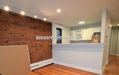 BOSTON - BRIGHTON - CLEVELAND CIRCLE, $2,400/mo