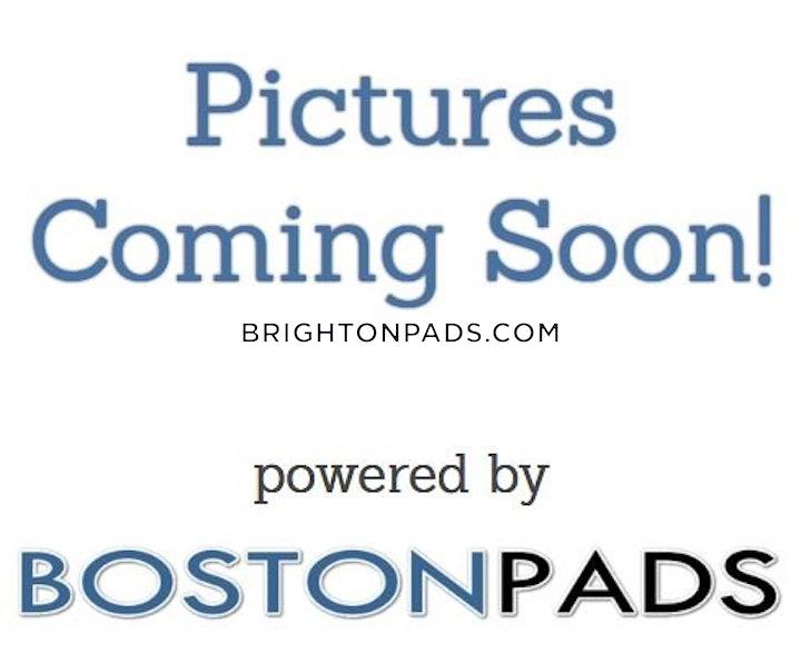 BOSTON - BRIGHTON- WASHINGTON ST./ ALLSTON ST., Commonwealth Ave.
