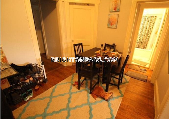 BOSTON - BRIGHTON - CLEVELAND CIRCLE - 3 Beds, 1 Baths