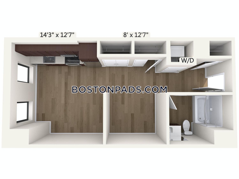 Stuart St. Boston