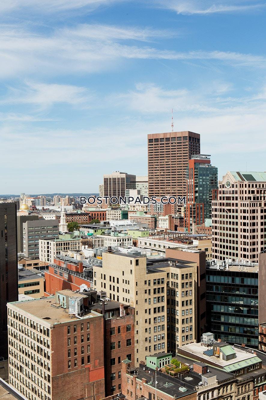Kingston St. BOSTON - DOWNTOWN