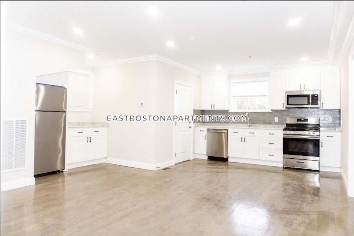 Monmouth St., BOSTON - EAST BOSTON - EAGLE HILL