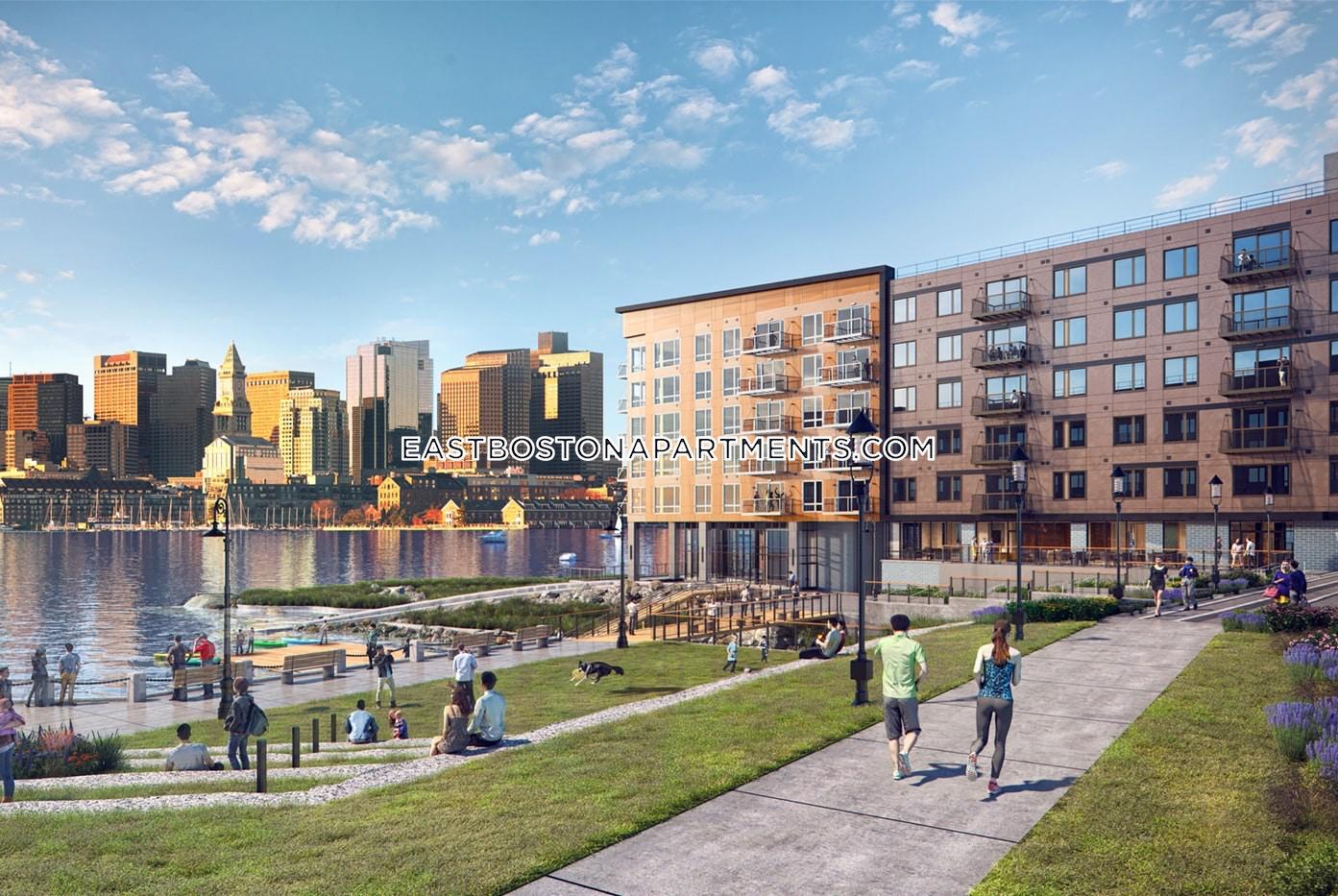 Lewis St. BOSTON - EAST BOSTON - JEFFRIES POINT