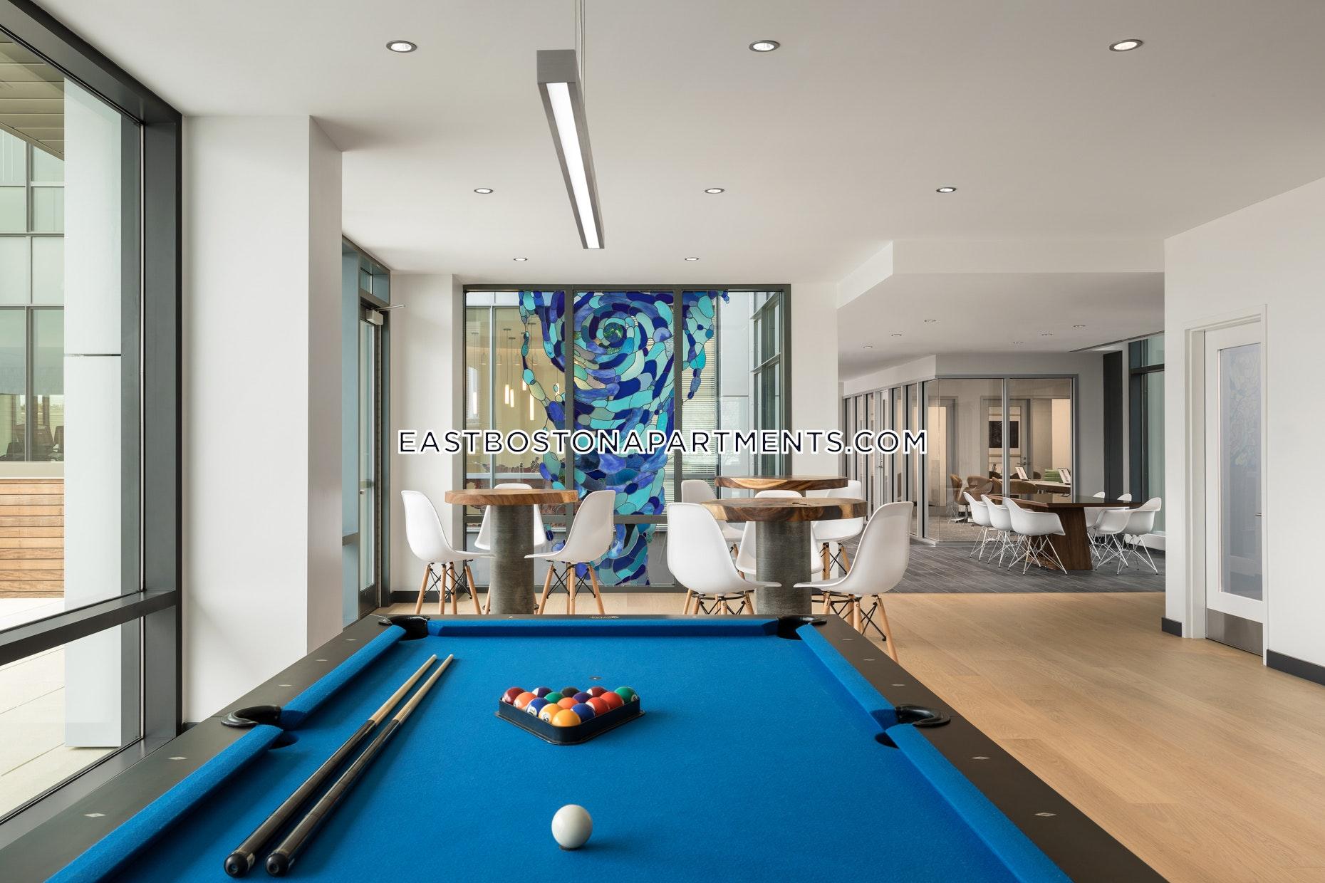 Bed Apartment For Mo In BOSTON EAST BOSTON MAVERICK - Maverick pool table