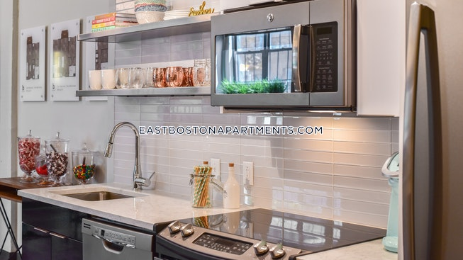 BOSTON - EAST BOSTON - JEFFRIES POINT - $2,502 /mo