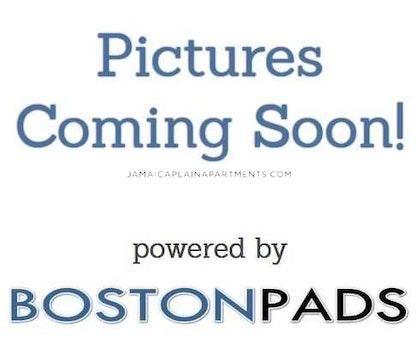 BOSTON - JAMAICA PLAIN - HYDE SQUARE