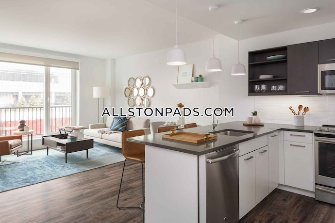 BOSTON - LOWER ALLSTON - 3 Beds, 2 Baths
