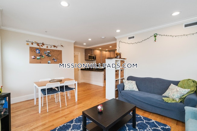 BOSTON - MISSION HILL - $4,850 /mo