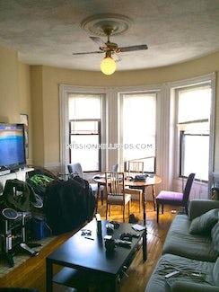 BOSTON - MISSION HILL, $3,450/mo