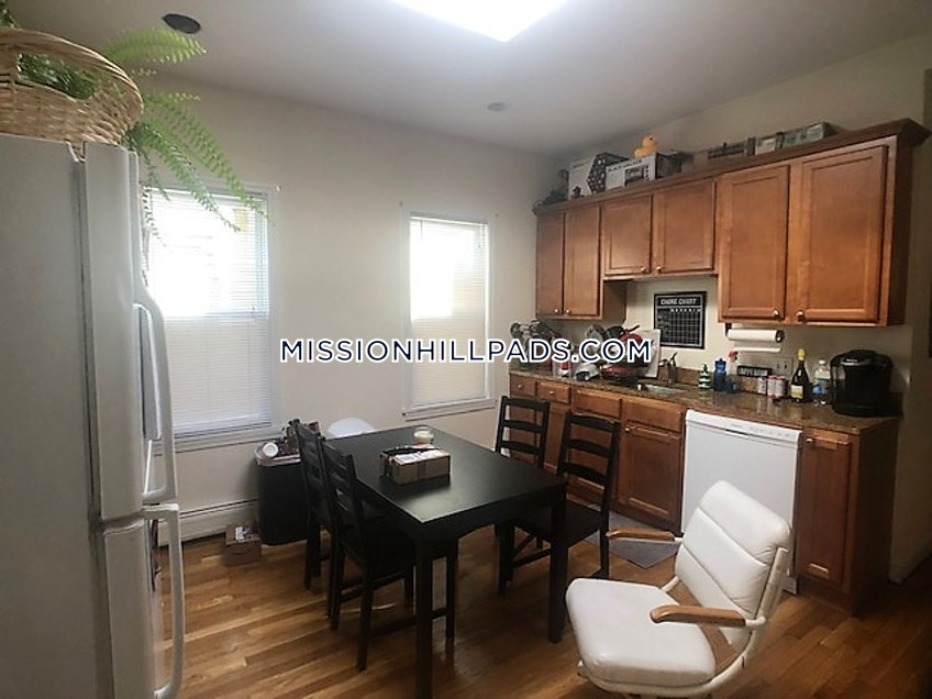 Roxbury Crossing - $3,850 /month