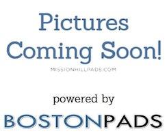 South Huntington, BOSTON - MISSION HILL