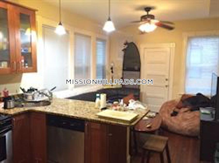 BOSTON - MISSION HILL - $4,700 /month